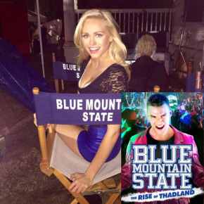 'Blue Mountain State: The Rise of Thadland' Was A Bust, But At Least It Gave Us Smokeshow Lindsey Sporrer